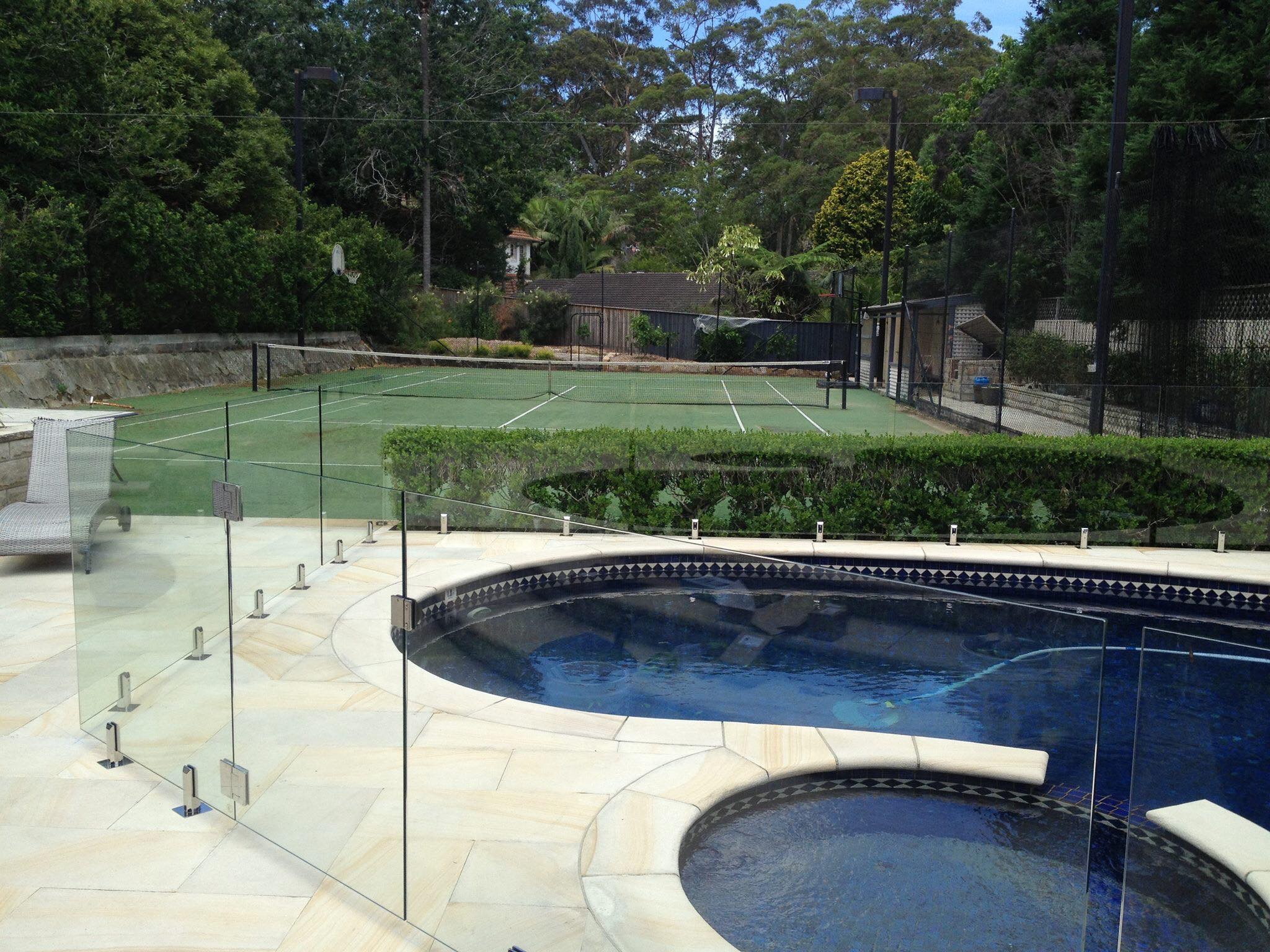 Glass Pool Fencing Western Sydney Glass Pool Fence Western Sydney
